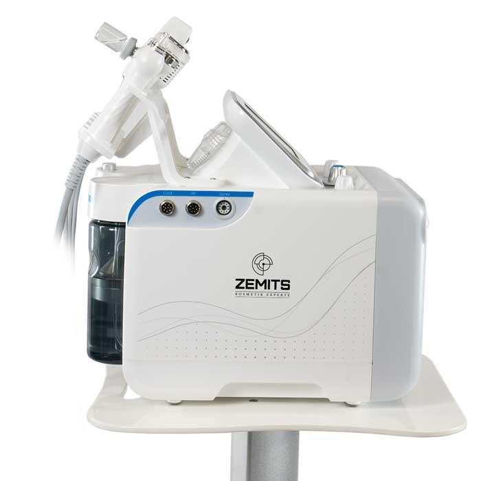 Urządzenie do hydrabrazji i oczyszczania wodorowego H2O2 6w1 Zemits Eau Sante