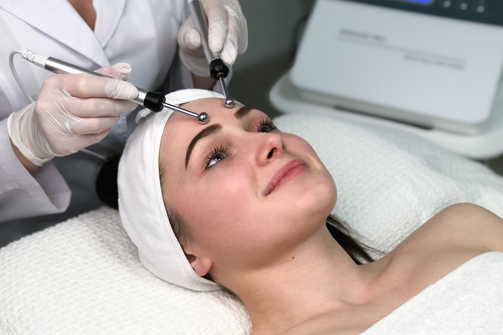Kombajn do terapii mikroprądami i elektroporacji Zemits Verstand Pro