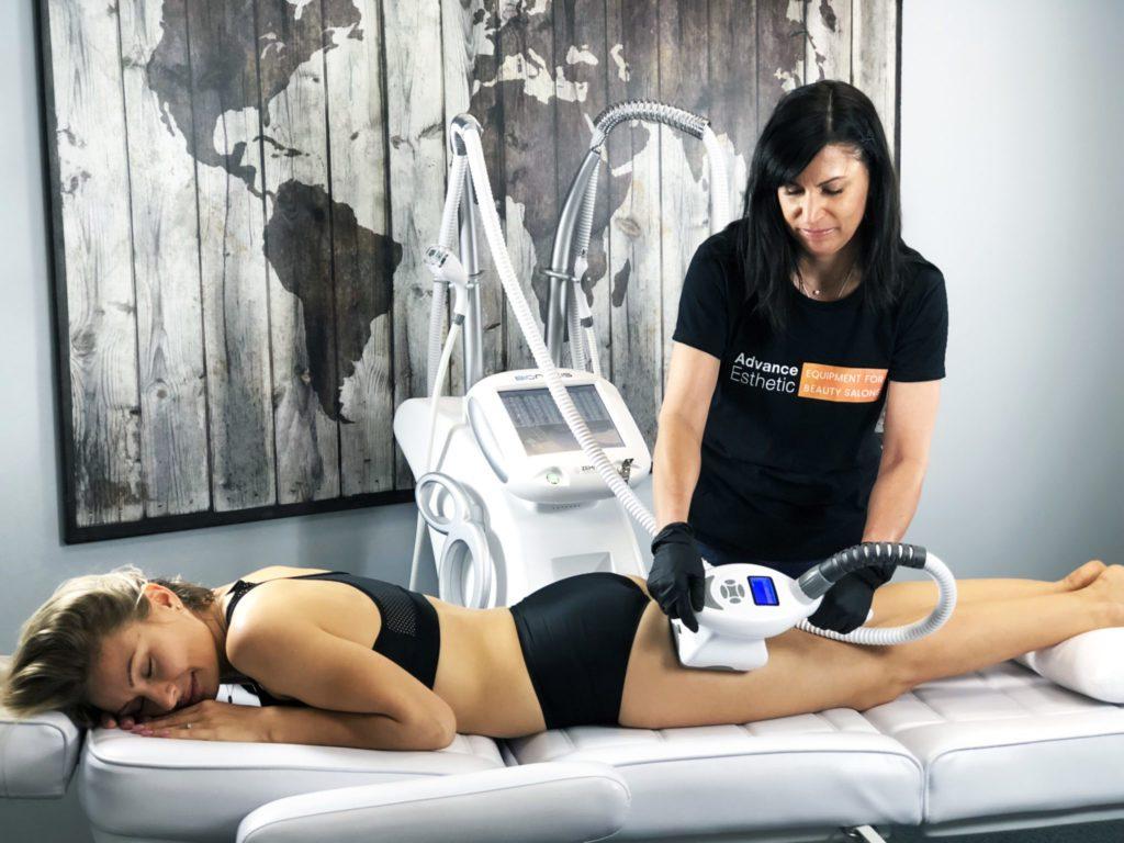 Urządzenie do masażu próżniowo-rolkowego Zemits Bionexis