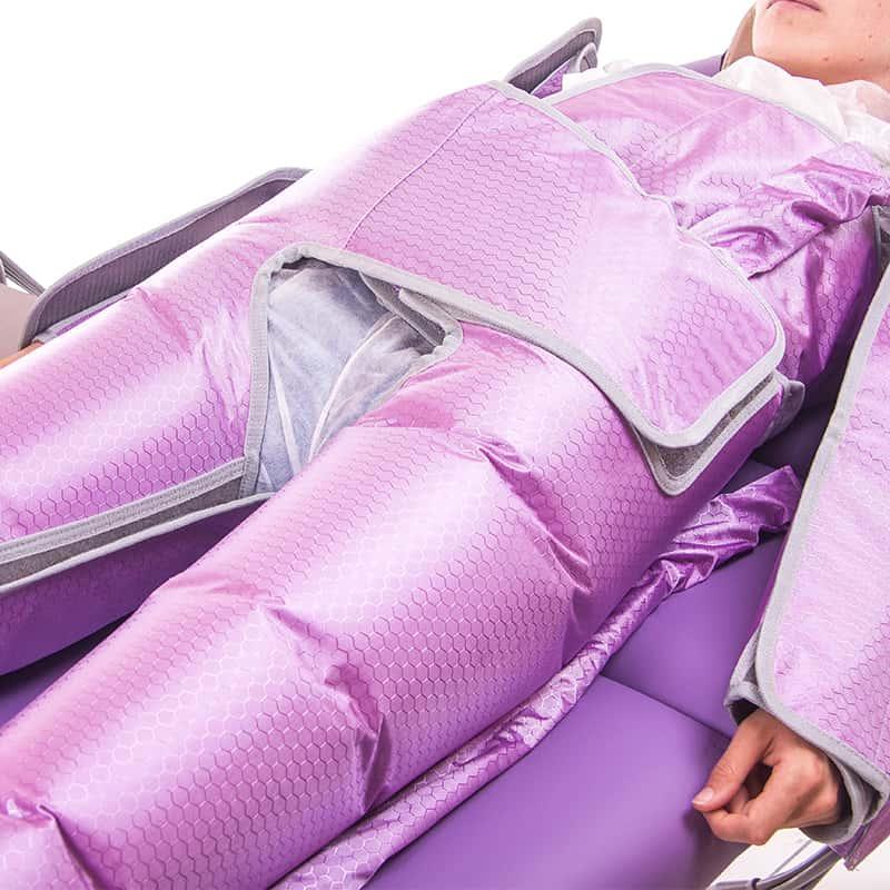 Urządzenie do presoterapii i drenażu limfatycznego Zemits Sisley