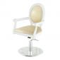 Fotele fryzjerskie Retro