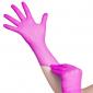 Rękawiczki nitrylowe rozmiar m