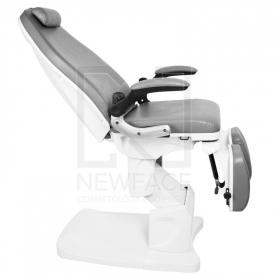 Fotel Podologiczny Elektryczny Azzurro 709A Szary #5