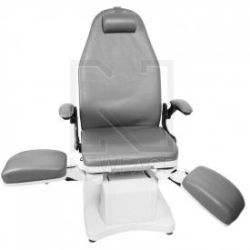Fotel Podologiczny Elektryczny Azzurro 709A Szary #8