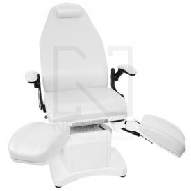 Fotel Podologiczny Elektryczny Azzurro 709A Biały #6