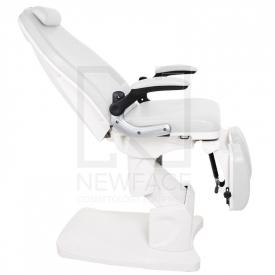 Fotel Podologiczny Elektryczny Azzurro 709A Biały #7