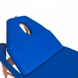 Stół Składany Do Masażu Komfort Wood AT-009B Blue #2