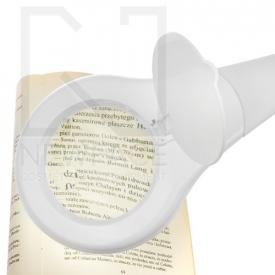 Lampa kosmetyczna LED 7W z lupą CLIP BC-8239C #1