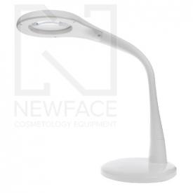Lampa kosmetyczna LED 7W z lupą biurkowa BC-8239 #2