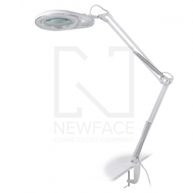 Lampa z lupą (clip) BN-205-CLIP
