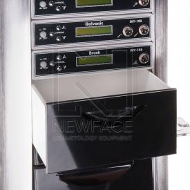 Kombajn kosmetyczny 17w1 BR-8800I Czarny #6