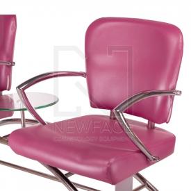 Krzesło do poczekalni LIVIO wrzos BD-6709(1003) #2