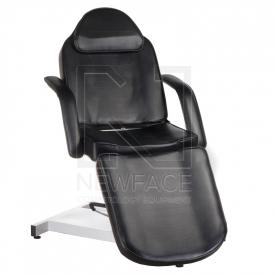 Fotel kosmetyczny hydrauliczny BW-210M Czarny #1
