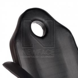 Fotel kosmetyczny hydrauliczny BW-210M Czarny #4