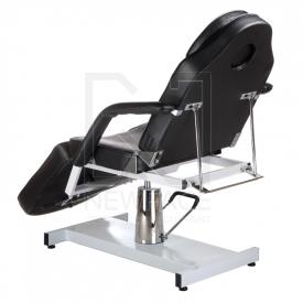 Fotel kosmetyczny hydrauliczny BW-210M Czarny #7