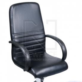 Fotel Do Pedicure Z Masażerem Stóp BW-100 Czarny #3