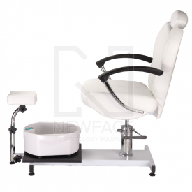 Fotel do pedicure z masażerem stóp BR-2301 #6