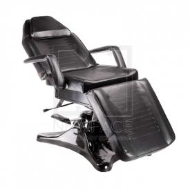 Fotel kosmetyczny hydrauliczny BD-8222M czarny #1