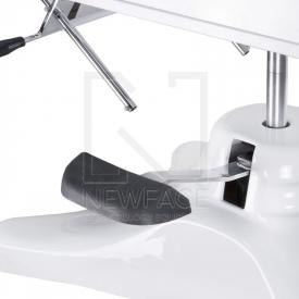 Fotel kosmetyczny hydrauliczny BD-8222 Biały #5