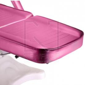 Fotel kosmetyczny hydrauliczny BD-8222 wrzos #3