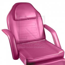 Fotel kosmetyczny hydrauliczny BD-8222 wrzos #4