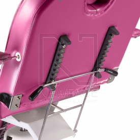 Fotel kosmetyczny hydrauliczny BD-8222 wrzos #6