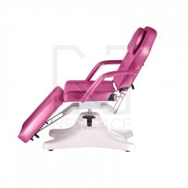 Fotel kosmetyczny hydrauliczny BD-8222 wrzos #8