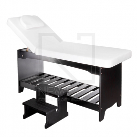 Łóżko do masażu BD-8265 wenge