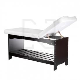 Łóżko do masażu BD-8265 wenge #5