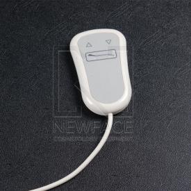 Łóżko do masażu elektryczne BD-8230 czarny #4