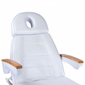 Fotel Kosmetyczny Elektryczny LUX BW-273B Biały #5