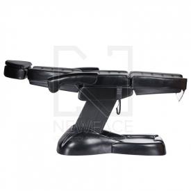Fotel Elektryczny LUX BW-273B 3 Silniki Czarny #7