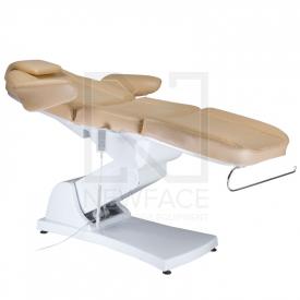 Elektryczny fotel kosmetyczny Bologna BG-228 beż #3