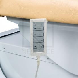 Elektryczny fotel kosmetyczny Bologna BG-228 beż #5