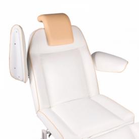 Elektryczny fotel kosmetyczny Napoli BG-207A bialy #3