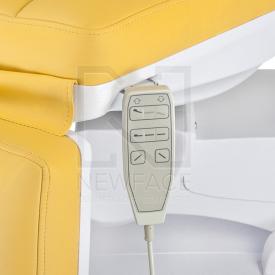 Elektryczny fotel kosmetyczny Mazaro BR-6672B Miod #2