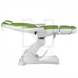 Elektryczny fotel kosmetyczny Mazaro BR-6672B Ziel #12