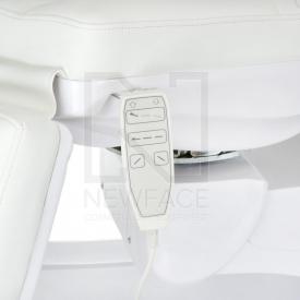 Elektryczny fotel kosmetyczny Mazaro BR-6672B Biał #2