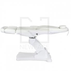 Elektryczny fotel kosmetyczny Mazaro BR-6672B Biał #5