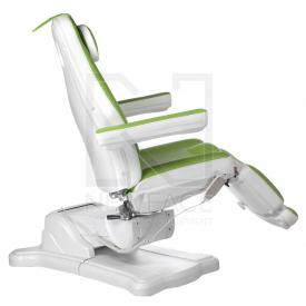 Elektryczny fotel kosmetyczny Mazaro BR-6672 Zielo #2