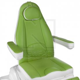 Elektryczny fotel kosmetyczny Mazaro BR-6672 Zielo #4