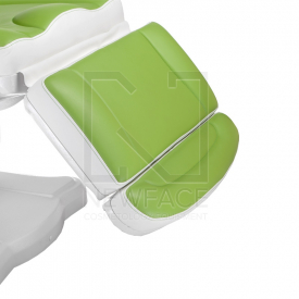 Elektryczny fotel kosmetyczny Mazaro BR-6672 Zielo #11