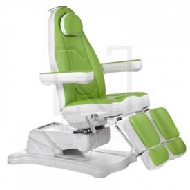 Elektryczny fotel kosmetyczny Mazaro BR-6672C Ziel #1