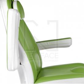 Elektryczny fotel kosmetyczny Mazaro BR-6672C Ziel #6
