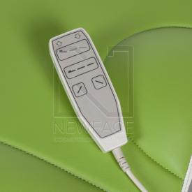 Elektryczny fotel kosmetyczny Mazaro BR-6672C Ziel #10