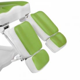 Elektryczny fotel kosmetyczny Mazaro BR-6672C Ziel #11