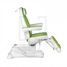Elektryczny fotel kosmetyczny Mazaro BR-6672C Ziel #13