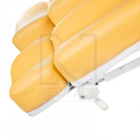 Elektryczny fotel kosmetyczny Mazaro BR-6672C Miod #3