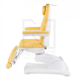 Elektryczny fotel kosmetyczny Mazaro BR-6672C Miod #5