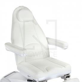 Elektryczny fotel kosmetyczny Mazaro BR-6672C Biał #1